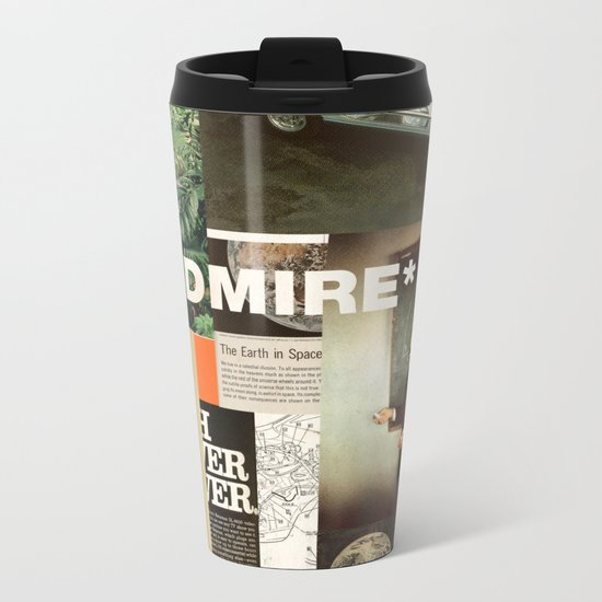 Admire Metal Travel Mug