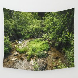 Nature's Beauty Wall Tapestry