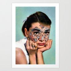 Filth (2017) Art Print