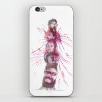 patriarchy iPhone & iPod Skins featuring Totem F00le by instantgaram