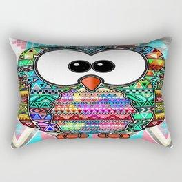 owl aztec tribal best design Rectangular Pillow