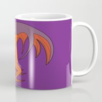 diablo Mugs featuring Garita del Diablo by Sanfeliu