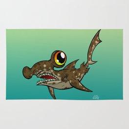 Hammerhead Shark Rug