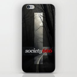 Society666 iPhone Skin