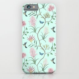 Never Underestimate The Power Of A Girl With A Book iPhone Case