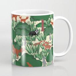 Enchanting Woodland Creatures Coffee Mug