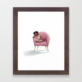 Dream Chair Framed Art Print