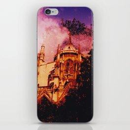 Notre Dame // Paris iPhone Skin