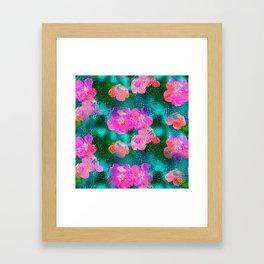 Leopardflower Framed Art Print