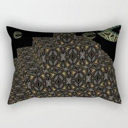Pyramide Grotesque 34 Rectangular Pillow