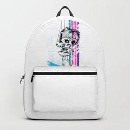 Deathly Chucky's Girl - Creepy Doll Backpack