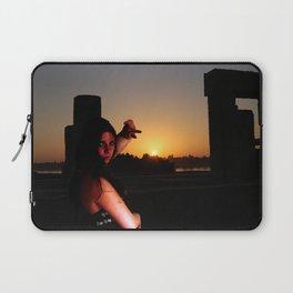Belly Dance Girl Laptop Sleeve