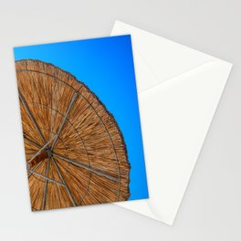 Beach Sun Stationery Cards