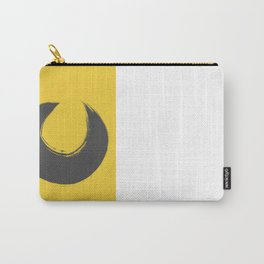 Amarelo cinza 01 Carry-All Pouch