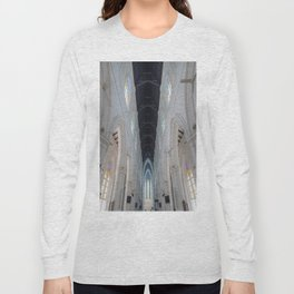 St Andrews Cathedral Singapore Long Sleeve T-shirt
