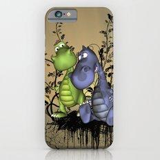 The friend, cute dragons iPhone 6s Slim Case