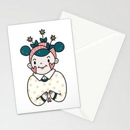 Pañuelo Stationery Cards