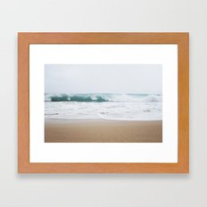 Ocean Wave  Framed Art Print