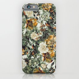 RPE FLORAL iPhone Case