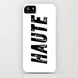 Haute - High Fashion iPhone Case