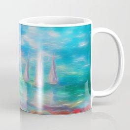 Emerald Morning Coffee Mug