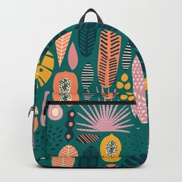 Jungle vibe Backpack