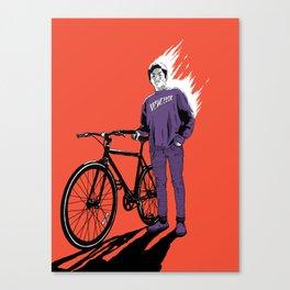 Vencedor Canvas Print