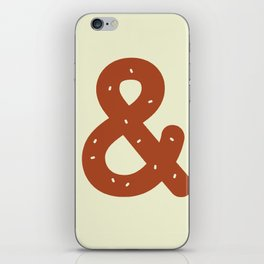 BR&TZEL iPhone Skin