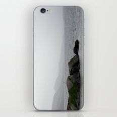 small island near stavanger, norway. iPhone & iPod Skin