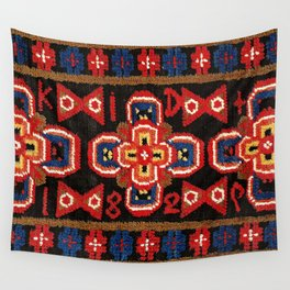Agedyna Swedish Skåne  Antique Carriage Cushion Wall Tapestry