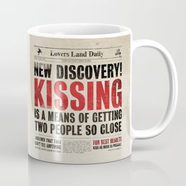 Late Edition Coffee Mug