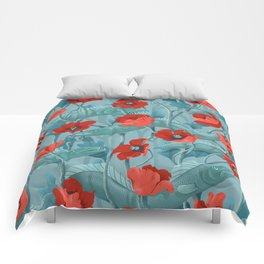 Barracuda - Aqua version Comforters