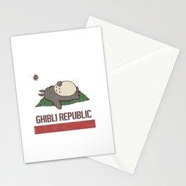 Ghibli Republic Stationery Cards