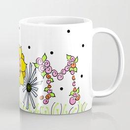 Mary's Bloom Coffee Mug