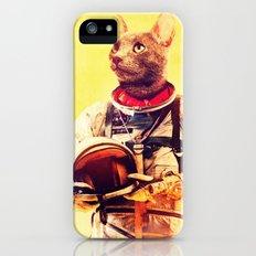 Captain Cat iPhone (5, 5s) Slim Case