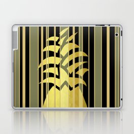 Pineapple Glam Laptop & iPad Skin