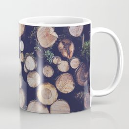 firewood no. 1 Coffee Mug