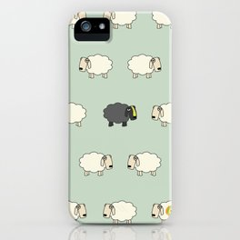HTTYD Black Sheep iPhone Case