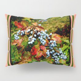 Autumn Berries Pillow Sham