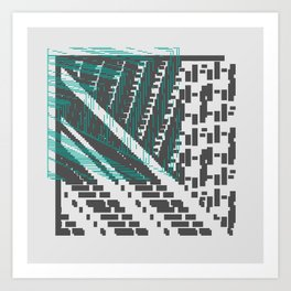 GAP GAP GAP Art Print