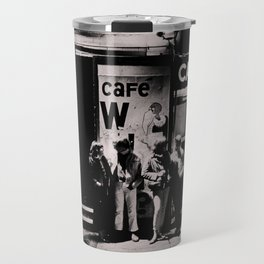 Greenwich Village Vintage Photography Travel Mug