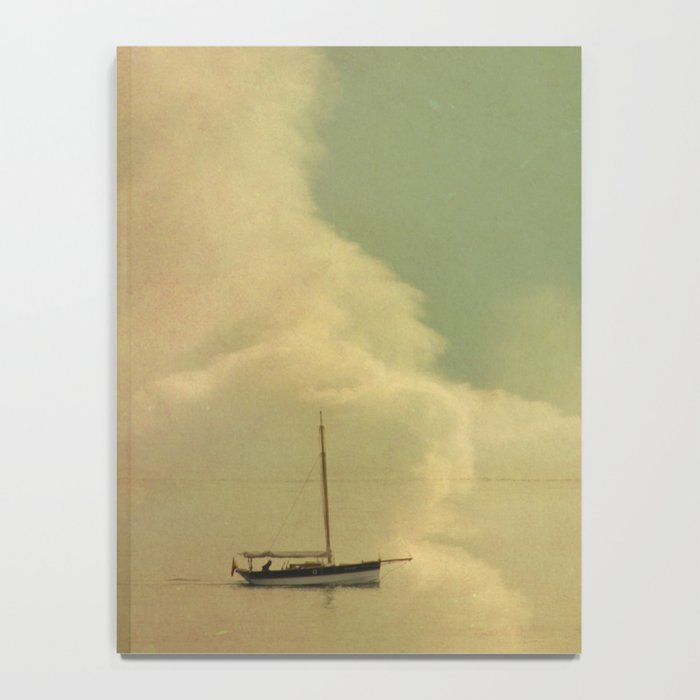 Once Upon a Time a Little Boat Notebook