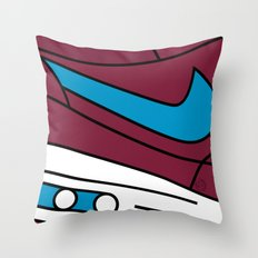 SNEAKERPILLOW - Air Max 1 PATTA PARRA Throw Pillow