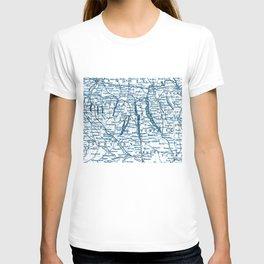 Vintage Finger Lakes T-shirt