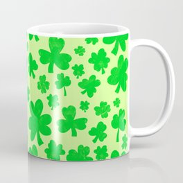 Shamrock showers Coffee Mug
