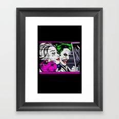In the Jokecar Framed Art Print