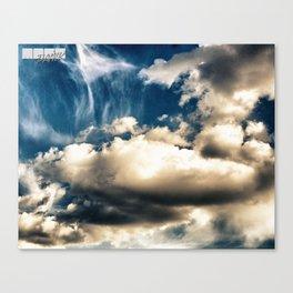Heaven. Canvas Print