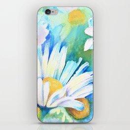 Happy Daisies iPhone Skin