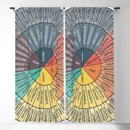 Emotions Blackout Curtain