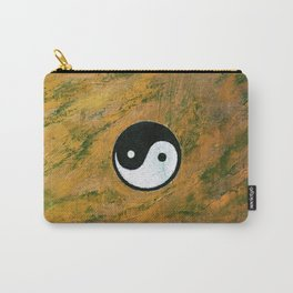 Yin Yang Stone Carry-All Pouch